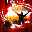 Party Vector Background — Stock Vector #14412361