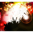 Party Vector Background — Stock Vector #15561193