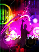 Bailando — Foto de Stock