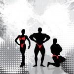 Bodybuilding — Stock Photo #19958021