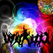 Disco party — Stockfoto