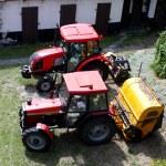 Farm equipment — Stock Photo #2465047