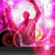 Disco. Party illustration — Stock Photo #28169251