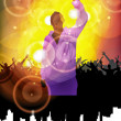 Disco. Party illustration — Stock Photo #28169329