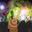 Disco. Party illustration — Stock Photo #28169367