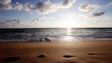 Kıyı phuket — Stok video