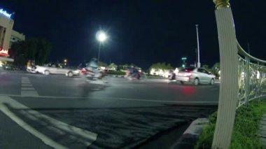 Road Traffic — Stock Video