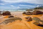 Spiaggia paradiso del mare — Foto Stock