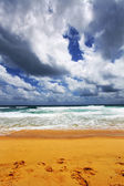 Atlantic, Africa, Morocco beach — Stock Photo
