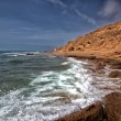 Atlantic, Africa, Morocco beach — Foto Stock