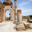 Volubilis Roman old city, Morocco — Stock Photo #31765687