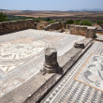 Volubilis Roman old city, Morocco — Stock Photo #31765901