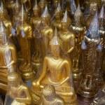 Buddha statue, Bangkok Thailand — Stock Photo