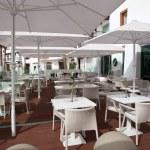 Restaurant terrace — Stock Photo #31766335