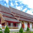Buddhist temple in Thailand — Stock Photo #31766389