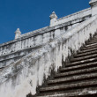 Old long steps to the temple — Stock Photo #31766391