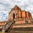 Buddhist temple in Thailand — Stock Photo