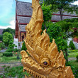 Buddhist temple - dragon — Stock Photo #31766761