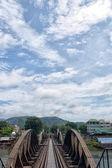 Railway bridge — Stock Photo