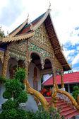 Tajlandia, świątynia bangkok.the. — Zdjęcie stockowe