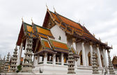 Thailand, Bangkok.The temple. — Stock Photo
