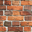 Stock Photo: Solid brick wall