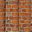 Solid brick wall — Stock Photo #31951693