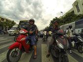Road Traffic — Zdjęcie stockowe