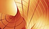 Orange technical background — Stock Photo