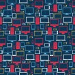Royalty-Free Stock Vector Image: Computer icons seamless pattern