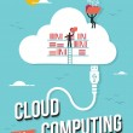 Cloud computing concept — Stock Vector #27640395