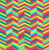 Retro abstract seamless pattern. — Stock Vector