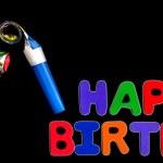 Happy birthday — Stock Photo #2060830