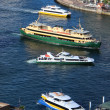 Stock Photo: Ferries