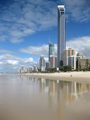 Gold coast — Stockfoto