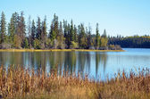Northwest lake — Stock Photo