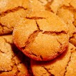 Stock Photo: Molasses cookies