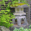 Small japanese shrine — Stock Photo