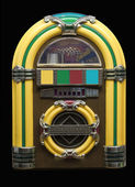 Vintage jukebox — Stockfoto