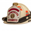 Firefighters hat — Stock Photo