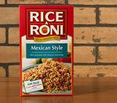 Rice-a-roni — Stock Photo