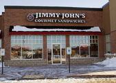 Jimmy john's — Stock Photo