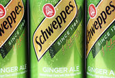 Ginger ale — Stock Photo