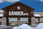 Gander mountain store — Stock Photo