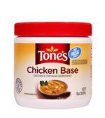Chicken base — Stock Photo