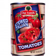 Stewed tomatoes — Stock Photo #41944835
