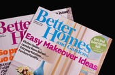 Better homes and gardens — Stock Photo