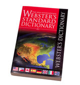 Dictionary — Stock Photo