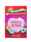 Sweetheart candies — Stock Photo