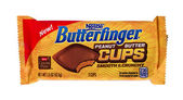 Butterfinger cups — Stock Photo